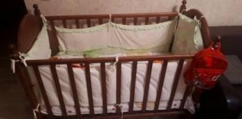 Кровать, Гагарин, цена: 3 500р.