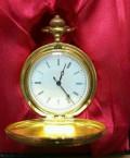 Часы карманные кварцевые с крышкой, Москва