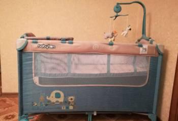 Манеж кровать, Геленджик, цена: 100р.