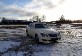 Подержанная toyota corolla, mercedes-Benz E-класс, 2007, Ярославль, цена: 519 000р.