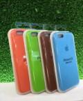 Чехол силиконовый Apple iPhone 6/6s, Челябинск