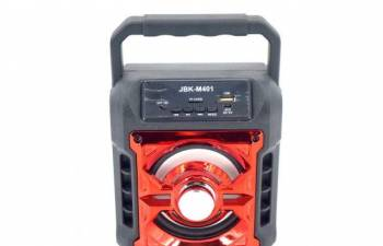 Колонка с Bluetooth/USB/SD/FM JBK-M401, Сапожок, цена: 1 090р.