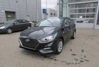 Hyundai Solaris, 2018, новые авто шевроле цены и комплектация, Грамотеино, цена: 697 000р.