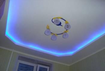 Декоративный потолок из гипсокартона, Армстронг, Волгоград, цена: 172р.