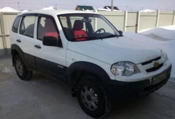 Chevrolet Niva, 2015, ford focus цена 2018, Хомутово, цена: 525 000р.