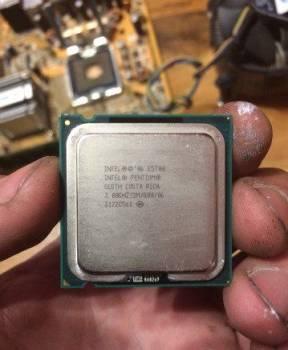 Intel Core 2 duo E5700, Алексеевка, цена: 500р.