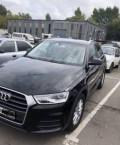 Audi Q3, 2015, купить форд фокус sync edition, Кашин