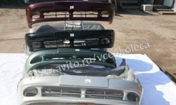 Сhevrolet Lanos 2004-13 г Бампер передний в цвет, купить двигатель на лада калина новый