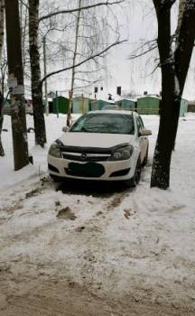 Хендай солярис хэтчбек 2012 цена б\/у бежевый, opel Astra, 2009