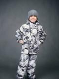 Новый мембранный зимний костюм, Хворостянка