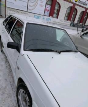 Нива шевроле без пробега, вАЗ 2114 Samara, 2011
