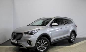Hyundai Grand Santa Fe, 2016, опель инсигния турбо 2015 цена