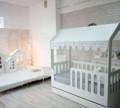 Детская кровать Домик, Красноармейское