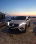 Mercedes-Benz GLE-класс, 2015, киа рио хэтчбек в новом кузове, Омск