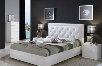 Кровать Моника Мягкое изголовье