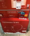 Спутниковое тв МТС, Москва