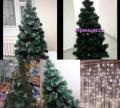 Новогодняя пушистая, искусственная елка, Чебоксары