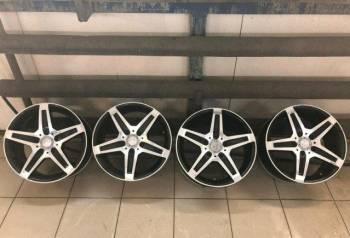 Диски R16 5/112 На Mercedes-Benz, литые диски для лада приора
