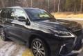 Lexus LX, 2017, киа сид универсал 2016 цена, Сатинка