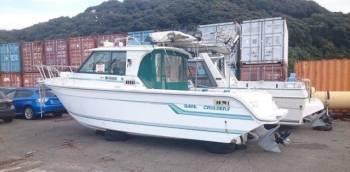 Baha Cruiser 27 от компании Маринзип