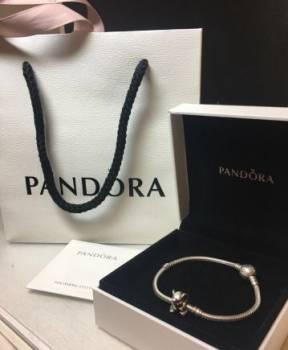 Украшение шарм Pandora