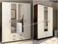 Квадро+Трио шкаф распашной на выбор(1. 2м+1. 6м), Спасск-Рязанский
