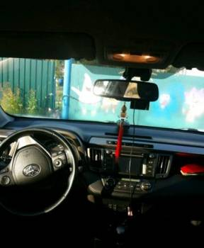 Toyota RAV4, 2015, рено логан купить дешево