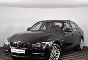 BMW 3 серия, 2017, митсубиси паджеро спорт купить новую