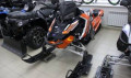 Купить 2т кроссовый мотоцикл, снегоход Polaris axys 800 PRO-RMK 155 2.6', Йошкар-Ола