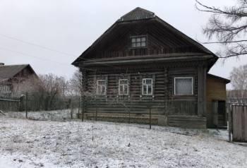 Дом 45 м² на участке 8 сот