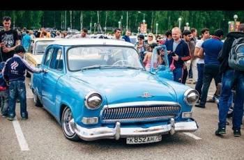 ГАЗ 21 Волга, 1967, новая bmw 5 2015