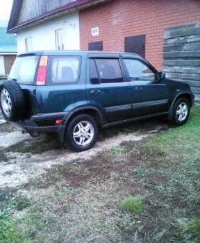 Honda CR-V, 1998, купить газ 66 дизель новый