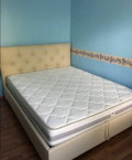 Двуспальная кровать с пм Askona, Целина