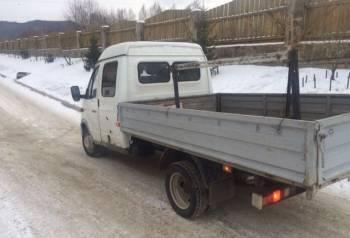 ГАЗ ГАЗель 33023, 2007, купить инфинити с пробегом в россии