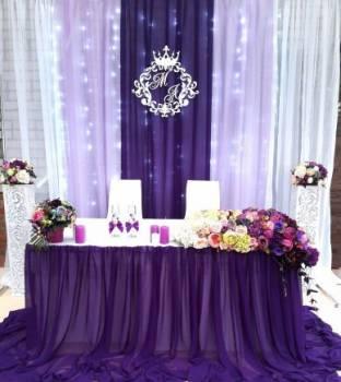 Оформление свадеб, праздников. Свадебная атрибутика