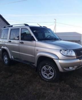 УАЗ Patriot, 2014, купить авто опель астра седан