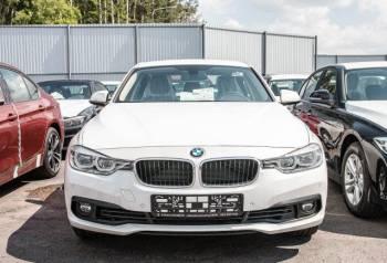 BMW 3 серия, 2018