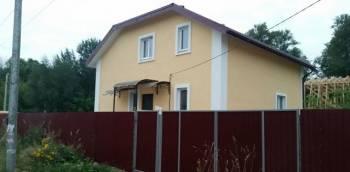Дом 180 м² на участке 9 сот
