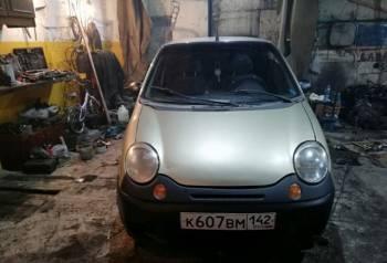 Продажа авто ниссан альмера классик, daewoo Matiz, 2006