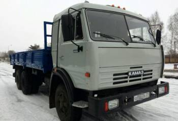 Камаз 53215, купить тягач вольво vnl в россии