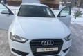 Audi A4, 2015, шеви нива фам 1 с пробегом купить, Чехов