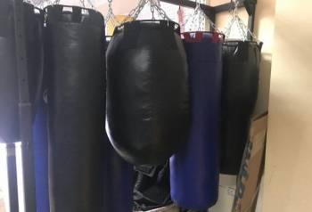 Груша боксерская 100 см - 60 кг, арт. Б060 черная