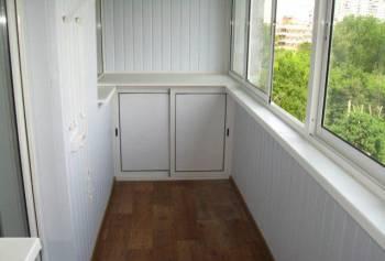 Балконы, лоджии, окна пвх