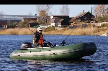Надувная лодка навигатор 380 турист нднд