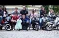 Скутер Honda Julio, купить мотоцикл чоппер бу, Серпухов