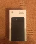 Новенький Google Pixel 3XL 64 Gb Black + чехол, Москва