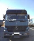 Седельный тягач man tgs 33. 480 6x6 bbs-ww, mercedes Actros, Борское