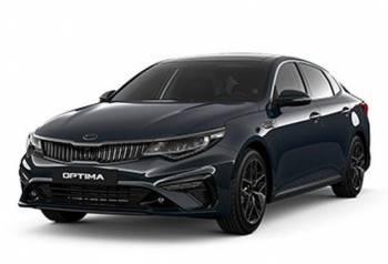 KIA Optima, 2018, цены на новые отечественные автомобили