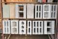 Керамзитные Блоки, Цемент, фбс, окна пластиковые, Удельная