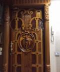 Уникальная деревянная дверь ручной работы, Барнаул